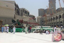 Saudi kembali janjikan santunan untuk korban crane