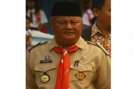 Mantan Camat Entikong Drs Markus Tutup Usia