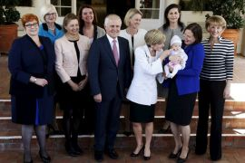 PM Australia serukan lebih banyak perempuan dalam parlemen