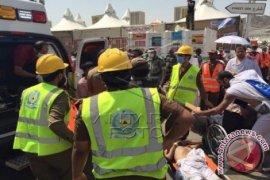 Korban tewas dalam tragedi Mina tambah jadi 717 orang