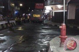 Hydrant Tak Berfungsi Saat Pasar Sukabumi Terbakar