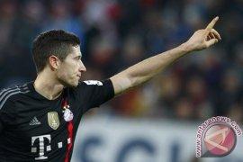 Bayern Munich bangkit dari ketinggalan untuk kalahkan Sevilla