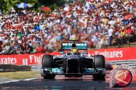 Persaingan ketat Vettel, Hamilton di Formula Satu