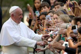 Paus Fransiskus dan Erdogan bahas masalah Yerusalem