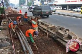 Pemkab Tangerang bebaskan  4,2 hektare untuk pelebaran jalan