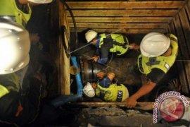 Pipa Bocor, Distribusi PDAM Zona Satu Bogor Terganggu