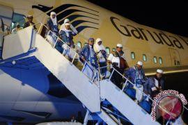 Enam kloter terakhir menuju Indonesia
