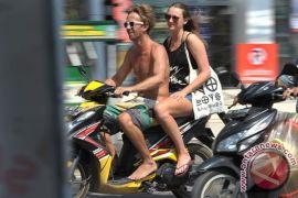 BPBD Bali tangani 16 warga asing alami laka lantas pada ESR 2019
