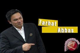 Farhat Abbas Serahkan Diri ke Polda Metro