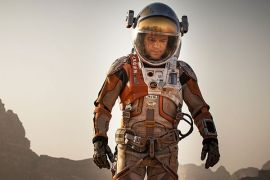 "Antara ""Revenant"" dan ""The Martian"" di Golden Globe"