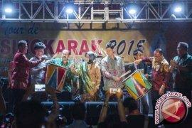 Tour de Singkarak - Aiman Cahyadi Rebut Dua Jersey