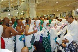 449 haji kloter 33 tiba di Makassar hari ini