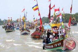 Wisata laut Bekasi akan dihubungkan transportasi laut