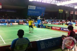 Yasnita Enggira tumbangkan unggulan kedua di Kejuaraan Asia Junior