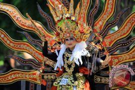 Bbanyuwangi Ethno Carnival jadi jembatan budaya