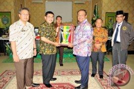 Pemkab Aceh Tenggara Kunjungi Sergai