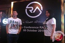 Raffi Ahmad Terjun ke Bisnis Pakaian