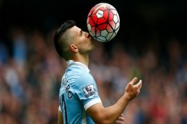 Wah, Manchester City singkirkan Leicester City