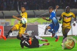 Pemain Sriwijaya FC Dibajak