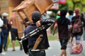 Bentrokan Ormas Sukabumi Diduga Dipicu Perusakan Atribut