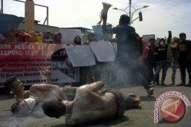 Mahasiswa Minta Pembakar Lahan dan Hutan Dihukum Mati