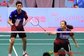 Ronald/Melati juara bulutangkis Indonesian Masters 2016