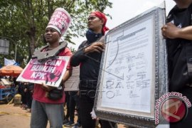 ICW: RUU KPK Harus Dihentikan Bukan Ditunda