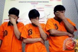 Tersangka Perdagangan Manusia Rohingya