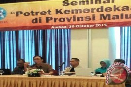 Dewan Pers Seminarkan Potret Kemerdekaan Pers Maluku