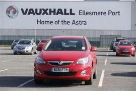 Produksi mobil Inggris melorot karena permintaan domestik anjlok