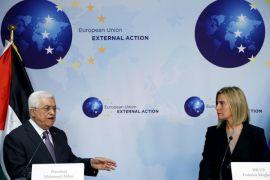 Abbas akan minta Uni Eropa akui Negara Palestina