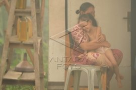 Dinkes catat 132 kasus ISPA di Kubu Raya