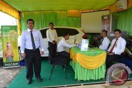 Bank Aceh Cabang Subulussalam Dukung Industri Kecil