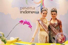 Putri Pariwisata Promosikan Indonesia di London