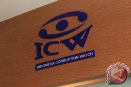 ICW rekomendasikan empat hal tingkatkan pemberantasan korupsi