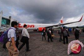 Aktivitas penerbangan di bandara Jambi kembali normal