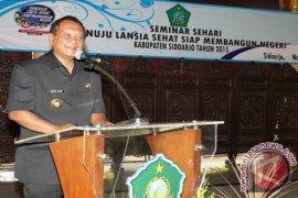 Pemkab Sidoarjo Dukung Terwujudnya Kesehatan Lansia