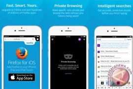 App Store akhirnya kedatangan Firefox