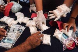 Kasat narkoba tersangka kasus narkoba