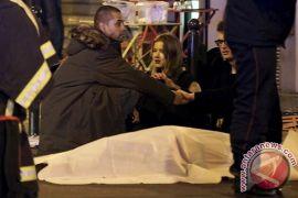 TEROR PARIS - Menit demi menit teroris menyerang