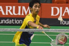 Lima tunggal putra lolos putaran tiga Malaysia Masters