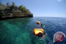 Snorkeling aktivitas favorit wisatawan di Pulau Tikus