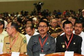 Sekda Banten Hadiri Rakornas Pemantapan Pilkada Serentak