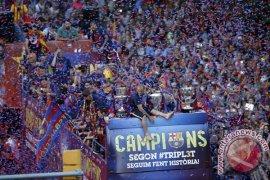 Barcelona Ekstra Waspada Lawan Madrid, Kata Rakitic