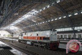 Tanpa masalah mesin kereta api Palembang-Lampung gunakan biodiesel