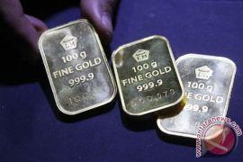 Harga emas tertekan penguatan dolar AS