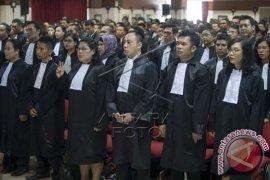 Pengambilan Sumpah Advokat