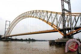 Jembatan Kartanegara Dibuka Untuk Umum 7 Desember
