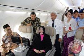 Batik Air Terbang Perdana di Aceh