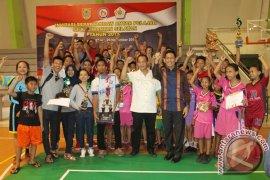 HSS Juara Umum Invitasi Pelajar